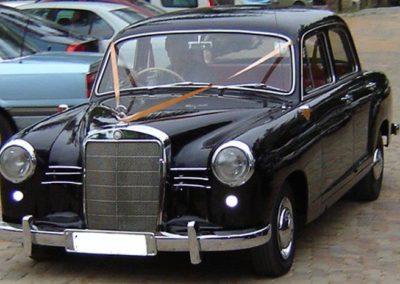 1958 Mercedes 180 – Ponton